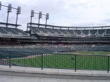 デトロイト 野球場